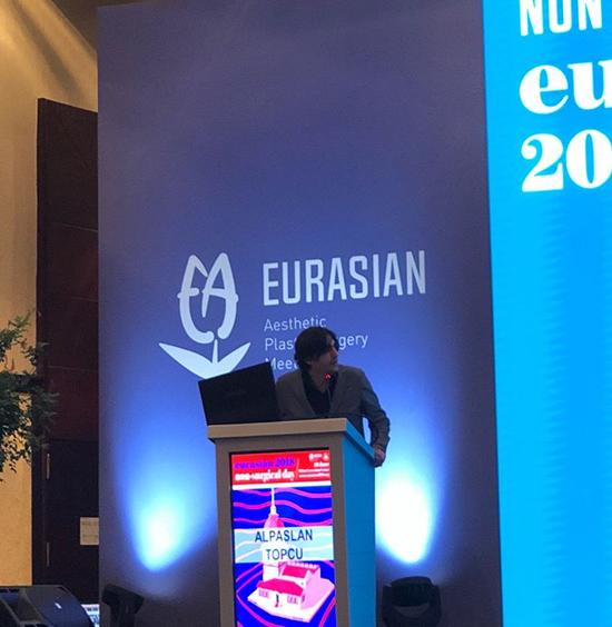 2018 Eurasian Uluslararası Estetik Cerrahi Kursu